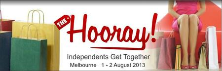 The HOORAY!  Independents Get Together