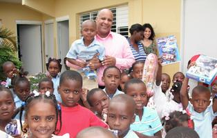 Casimiro Global Foundation's 13th Annual Toy Drive &...