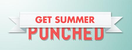 Get Summer Punched