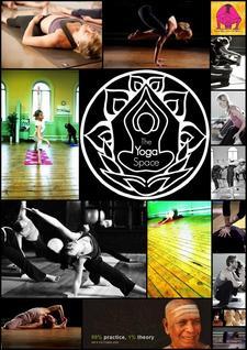 The Yoga Space  logo