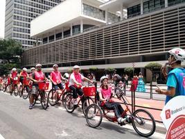 Bike Tour SP - Rota Av. Paulista