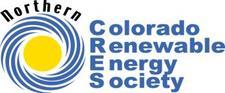 Northern Colorado Renewable Energy Society (NCRES) logo