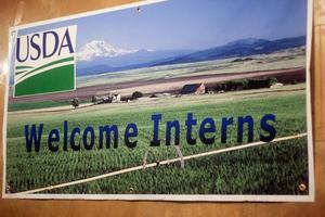 USDA Student Employment Opportunities  ONEUSDA-Intern Activities