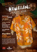 Hawaiian Happy Hour Guest Bartender FRIENDrasier