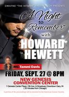 HOWARD HEWETT CONCERT