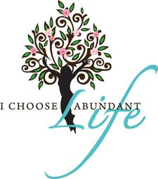www.ichooseabundantlife.com and Mier Family Essentials, LLC (April and Charles Mier) logo