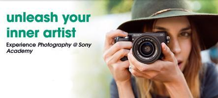Photography @ Sony Academy
