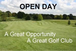 Porters Park Golf Club Open Day