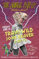 """THE ANIMAL PARTY """"Electric Forest"""" feat. TRAVISWILD,..."""