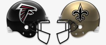 DIRTY BIRDS THROWDOWN FALCONS VS SAINTS