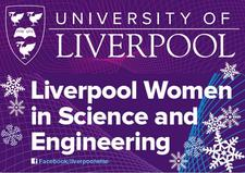 LivWiSE, University of Liverpool logo
