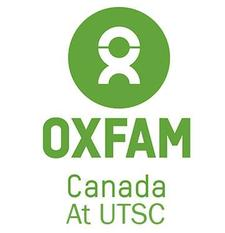 Oxfam at UTSC logo