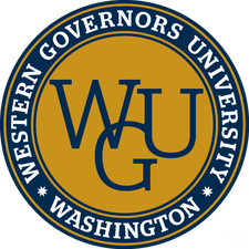 WGU Washington logo