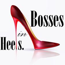 Bosses In Heels logo