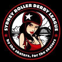 Sydney Roller Derby League logo