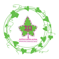 Sigma Omega Chapter logo