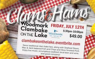 Clams & Hams -- Woodmark Clambake on the Lake