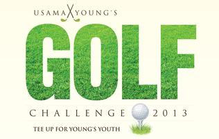 Usama Young's Golf Challenge 2013: Tee Up for Young's Youth