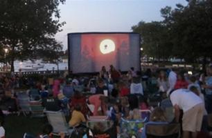SAN JOAQUIN'S OUTDOOR MOVIE NIGHT