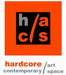Hardcore Art Contemporary Space logo