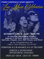 African American Music Month Celebration