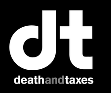 Death and Taxes logo