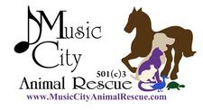 The Music City Animal Rescue logo