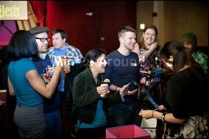 Speed Dating & Networking with Live Piano Music! (Ages...