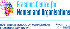 Erasmus Centre for Women and Organisations (ECWO) logo
