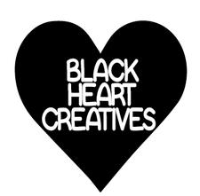 www.blackheartcreatives.com  logo