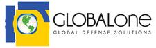 GLOBAL ONE, LLC dba GLOBAL ONE DEFENSE logo