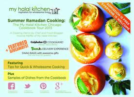 Summer Ramadan Cooking:  My Halal Kitchen Chicago...