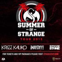 Krizz Kaliko: Summer Of Strange Pre-Tour Video Chat