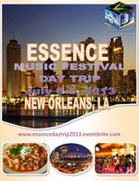 Essence Music Festival Day Trip 2013