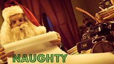 Naughty - Cast A logo