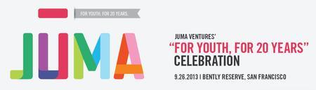 Juma 20th Anniversary Celebration