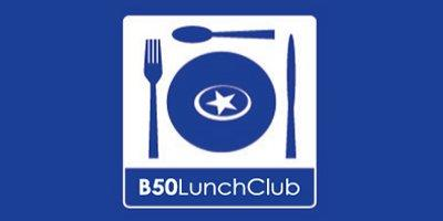 B50 Lunch Club - Glasgow