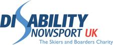 Disability Snowsport UK logo