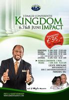 3 Days Kingdom Impact & Business Conference with Dr. Myles Munroe