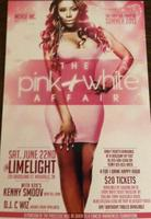 The Pink & White Affair