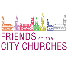 The Friends of City Churches logo