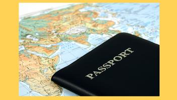 """""""Passport to the LIONS World of Service"""""""