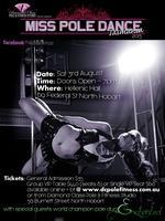 Miss Pole Dance Tasmania 2013