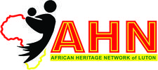 African Heritage Network of Luton (AHN) logo