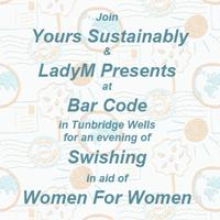 Swishing! In aid of Women For Women