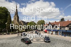 Shared Spaces and the Regeneration of Poynton