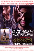 Clyde Carson & Sage The Gemini (Gas Pedal) In SAN JOSE