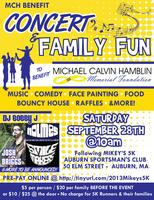 MCH Concert & Family Fun Event!