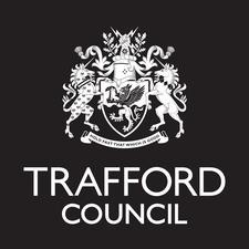 Trafford Council  logo