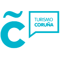 Turismo de A Coruña logo